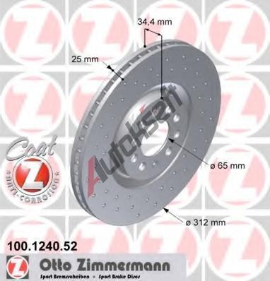 Coat z otto zimmermann