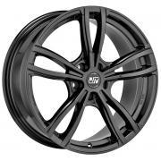 73 Gloss Dark Grey 8x18 (5x112 ET42)