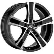 Sahara 5 Gloss Black + Full Polished 8x18 (5x114,3 ET40)