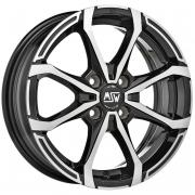 X4 Gloss Black + Full Polished 7x16 (4x108 ET37)