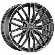 Gran Turismo HLT Star Graphite + Diamond Lip 10x20 (5x112 ET30)
