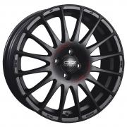 Superturismo GT Matt Black 7x18 (4x100 ET39)