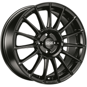 Superturismo LM Matt Black 7,5x17 (5x112 ET50)