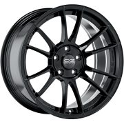 Ultraleggera HLT Gloss Black 12x19 (5x130 ET51)