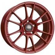 Ultraleggera HLT Matt Red 8,5x19 (5x130 ET53)