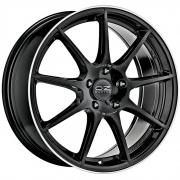 Veloce GT Gloss Black + Diamond Lip 8x18 (5x112 ET45)