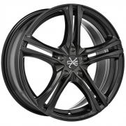 X5B Matt Black 7,5x17 (5x112 ET50)