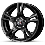 P53 Matt Black 6,5x16 (4x100 ET40)