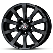 P58 Full Black 7x17 (5x108 ET48)