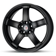 P62 Full Black 7,5x17 (5x112 ET45)