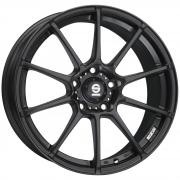 Assetto Gara Matt Black 7,5x18 (4x100 ET42)