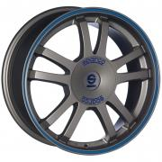 Rally Matt Silver 7x16 (4x108 ET25)