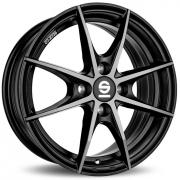 Trofeo 4 Fume Black + Full Polished 6,5x16 (4x100 ET37)
