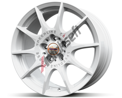 Speedline SL2 White