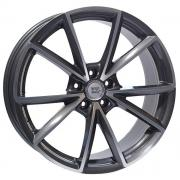 Audi Aiace Anthracite Polished 8x19 (5x112 ET49)