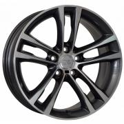BMW Achille Anthracite Polished 7,5x17 (5x120 ET43)