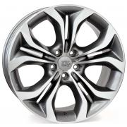 BMW Aura Anthracite Polished 10x20 (5x120 ET40)