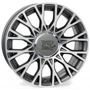 Fiat Grace Anthracite Polished 6x15 (4x98 ET35)