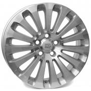 Ford Isidoro Silver Polished 7x17 (5x108 ET50)