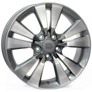 Honda Bolzano Anthracite Polished 7,5x17 (5x114,3 ET55)