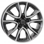 Honda Gerda CRZ Anthracite Polished 6,5x17 (5x114,3 ET45)