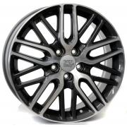 Honda Imperia Anthracite Polished 7x17 (5x114,3 ET55)