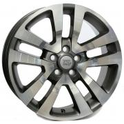 Land Rover Ares Anthracite Polished 9x19 (5x120 ET53)