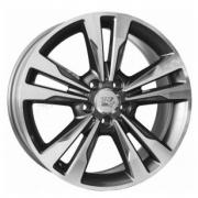 Mercedes Apollo Anthracite Polished 7x18 (5x112 ET46)