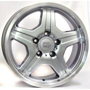 Mercedes Matera Polished Lip 9,5x18 (5x130 ET50)