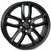 Mini Amstel Dull Black 7,5x19 (5x120 ET52)