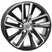 Saab Nemo Glossy Black Polished 8,5x19 (5x120 ET45)