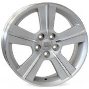 Subaru Orion Silver Polished 6,5x16 (5x100 ET48)