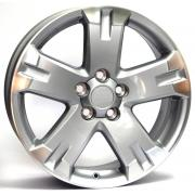 Toyota Catania Silver Polished 7,5x18 (5x114,3 ET45)
