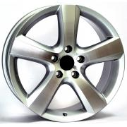 Volkswagen Dhaka Silver Polished 9x20 (5x130 ET60)
