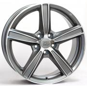 Volvo Lima Anthracite Polished 8x19 (5x108 ET49)