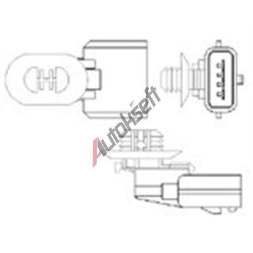 Si Adatta Mitsubishi ASX 1.8 4x4 Originale Delphi Posteriore Freno Scarpa Kit di accessori
